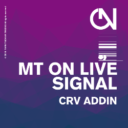 MT ON LIVE SIGNAL CRV Indikator