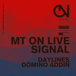 MT ON LIVE SIGNAL DAYLINES DOMINO Addin